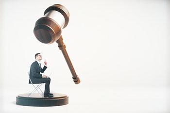 закрытие ип по решению суда